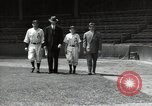 Image of Connie Mack with sons and grandson Philadelphia Pennsylvania USA, 1946, second 61 stock footage video 65675032811