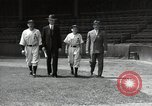 Image of Connie Mack with sons and grandson Philadelphia Pennsylvania USA, 1946, second 62 stock footage video 65675032811