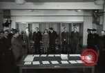 Image of Controlled release of information by government entity United States USA, 1950, second 22 stock footage video 65675032812