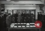 Image of Controlled release of information by government entity United States USA, 1950, second 32 stock footage video 65675032812