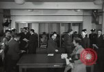 Image of Controlled release of information by government entity United States USA, 1950, second 39 stock footage video 65675032812