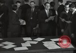 Image of Controlled release of information by government entity United States USA, 1950, second 42 stock footage video 65675032812