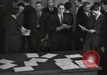 Image of Controlled release of information by government entity United States USA, 1950, second 43 stock footage video 65675032812