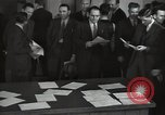 Image of Controlled release of information by government entity United States USA, 1950, second 44 stock footage video 65675032812
