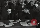 Image of Controlled release of information by government entity United States USA, 1950, second 45 stock footage video 65675032812