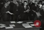 Image of Controlled release of information by government entity United States USA, 1950, second 46 stock footage video 65675032812