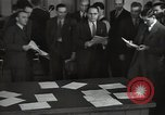 Image of Controlled release of information by government entity United States USA, 1950, second 47 stock footage video 65675032812