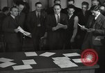 Image of Controlled release of information by government entity United States USA, 1950, second 48 stock footage video 65675032812