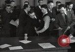 Image of Controlled release of information by government entity United States USA, 1950, second 53 stock footage video 65675032812