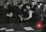 Image of Controlled release of information by government entity United States USA, 1950, second 54 stock footage video 65675032812