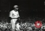 Image of Robert Taylor in St Louis Cardinals baseball uniform California United States USA, 1932, second 36 stock footage video 65675032822