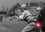 Image of Baseball movie making California United States USA, 1932, second 15 stock footage video 65675032823