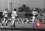 Image of Baseball movie making California United States USA, 1932, second 43 stock footage video 65675032823