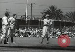 Image of Baseball movie making California United States USA, 1932, second 46 stock footage video 65675032823