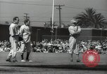 Image of Baseball movie making California United States USA, 1932, second 47 stock footage video 65675032823
