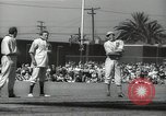 Image of Baseball movie making California United States USA, 1932, second 48 stock footage video 65675032823