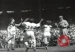 Image of Baseball movie making California United States USA, 1932, second 60 stock footage video 65675032823