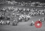 Image of rodeo Houston Texas USA, 1966, second 8 stock footage video 65675032846