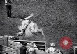 Image of rodeo Houston Texas USA, 1966, second 27 stock footage video 65675032846