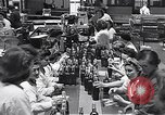 Image of liquor bottle United Kingdom, 1950, second 26 stock footage video 65675032848
