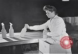 Image of liquor bottle United Kingdom, 1950, second 34 stock footage video 65675032848