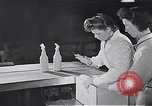 Image of liquor bottle United Kingdom, 1950, second 37 stock footage video 65675032848