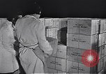 Image of liquor bottle United Kingdom, 1950, second 38 stock footage video 65675032848
