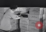 Image of liquor bottle United Kingdom, 1950, second 41 stock footage video 65675032848