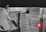 Image of liquor bottle United Kingdom, 1950, second 43 stock footage video 65675032848