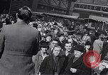 Image of politicians London England United Kingdom, 1950, second 13 stock footage video 65675032857