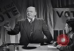 Image of politicians London England United Kingdom, 1950, second 22 stock footage video 65675032857