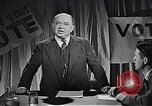 Image of politicians London England United Kingdom, 1950, second 26 stock footage video 65675032857