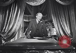 Image of politicians London England United Kingdom, 1950, second 34 stock footage video 65675032857
