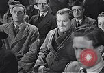 Image of politicians London England United Kingdom, 1950, second 38 stock footage video 65675032857