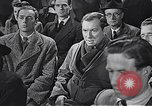 Image of politicians London England United Kingdom, 1950, second 39 stock footage video 65675032857