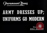 Image of American uniforms United States USA, 1938, second 4 stock footage video 65675032862