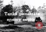 Image of US Army war practice before World War 2 Fort Benning Georgia USA, 1938, second 44 stock footage video 65675032863
