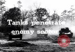 Image of US Army war practice before World War 2 Fort Benning Georgia USA, 1938, second 45 stock footage video 65675032863
