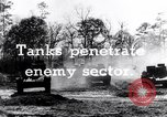 Image of US Army war practice before World War 2 Fort Benning Georgia USA, 1938, second 46 stock footage video 65675032863