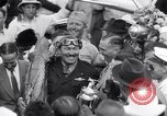 Image of Colonel Roscoe Turner Cleveland Ohio USA, 1938, second 56 stock footage video 65675032877