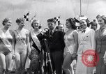 Image of Jacqueline Cochran New York City USA, 1938, second 24 stock footage video 65675032878