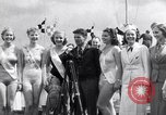 Image of Jacqueline Cochran New York City USA, 1938, second 25 stock footage video 65675032878