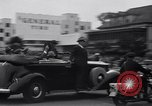 Image of Franklin D Roosevelt Miami Florida USA, 1937, second 20 stock footage video 65675032892