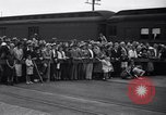 Image of Franklin D Roosevelt Miami Florida USA, 1937, second 30 stock footage video 65675032892