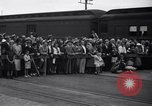 Image of Franklin D Roosevelt Miami Florida USA, 1937, second 31 stock footage video 65675032892