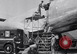 Image of First flight of the XB-19 bomber California USA, 1941, second 36 stock footage video 65675032894