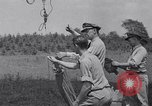 Image of balloons Akron Ohio USA, 1941, second 7 stock footage video 65675032896