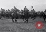 Image of parade Fort Riley Kansas USA, 1941, second 14 stock footage video 65675032897