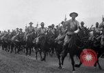Image of parade Fort Riley Kansas USA, 1941, second 18 stock footage video 65675032897