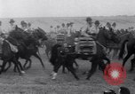 Image of parade Fort Riley Kansas USA, 1941, second 22 stock footage video 65675032897